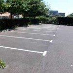 Car Park T Lines