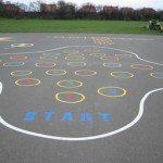 Playground Markings Games