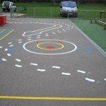 Playground Markings Shapes