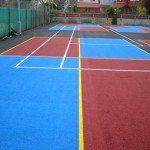 Sports Court Marking