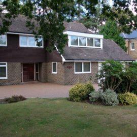 Resin Bound Driveway, Fairbourne, Cobham, Surrey