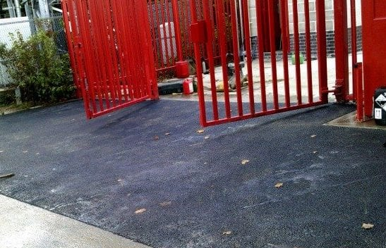 Tarmacadam Patching and Repairs Crawley Town FC