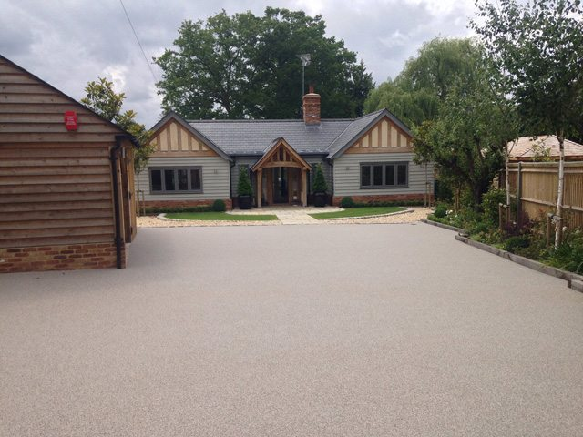 Resin-Bound-Driveway-Meadow-Cottage-Windlesham-After