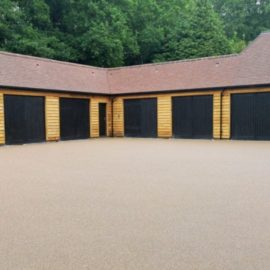 Resin Bound Driveway, Guildford, Surrey