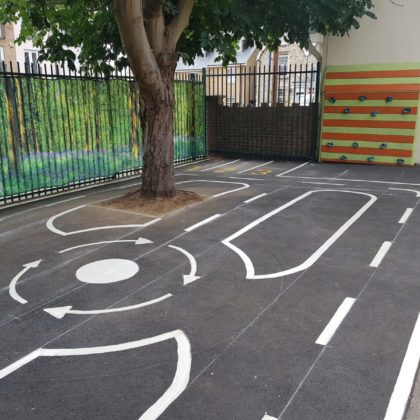 Line Marking in Maidstone