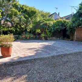 Block paved driveway in Guildford, Surrey