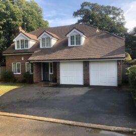 Tarmac driveway in Reigate, Surrey
