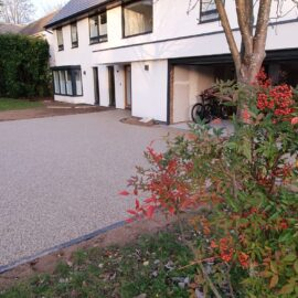 Resin Driveway in Cobham, Surrey.