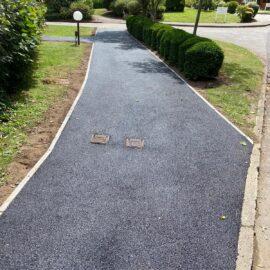 Tarmac Pathways in Cranleigh, Surrey