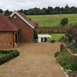 Tar and Shingle Driveways in Guildford, Surrey