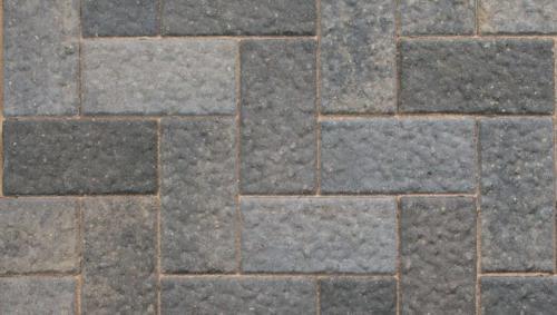 Driveline Elise block paving pebble grey